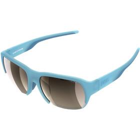 POC Define Occhiali da sole, basalt blue/brown silver mirror